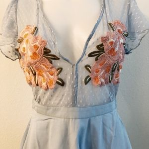 Cleobella Dresses - Cleobella Mini Dress